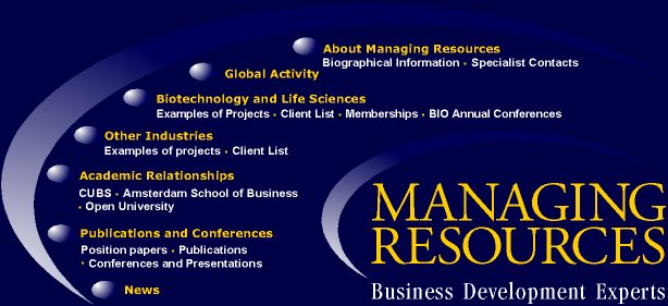 Managing Reouces Ltd